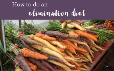 How to do an elimination diet