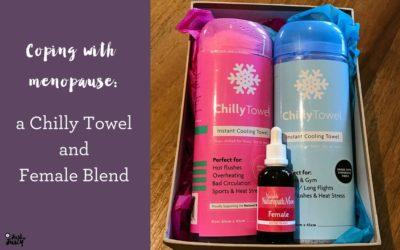 Chilly Towel and Flower Essences Female Blend – my thoughts