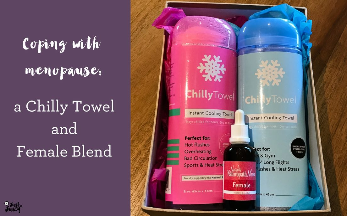 The Chilly Towel and the Female Blend